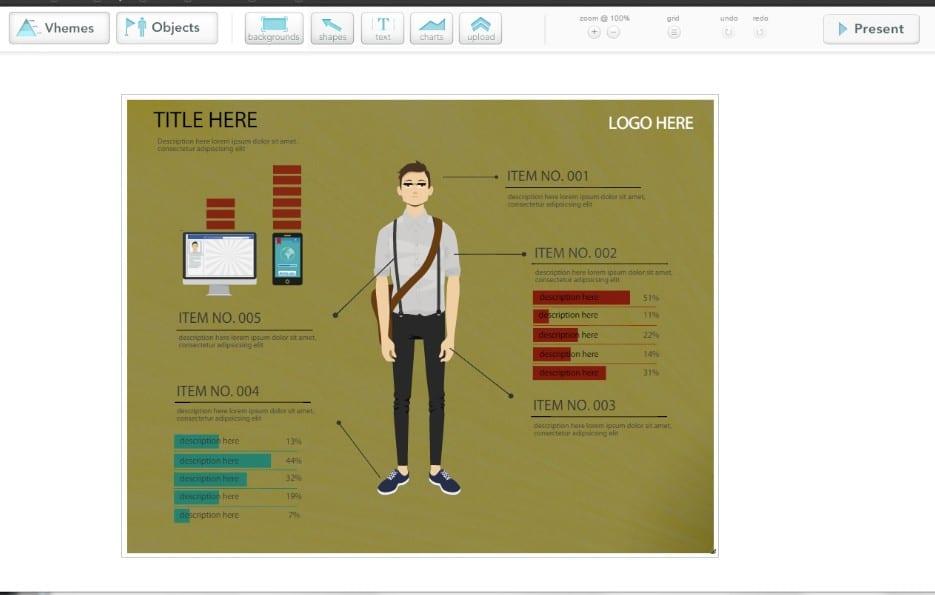 easel.ly est un générateur d'infographies intéressant