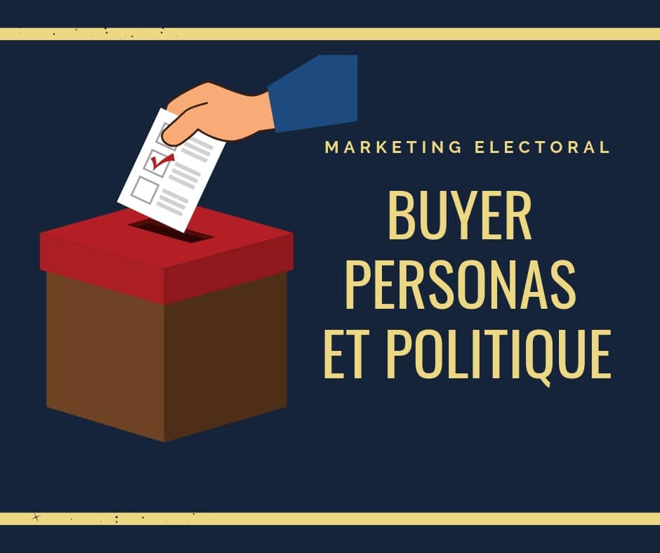 Buyer Personas et marketing électoral