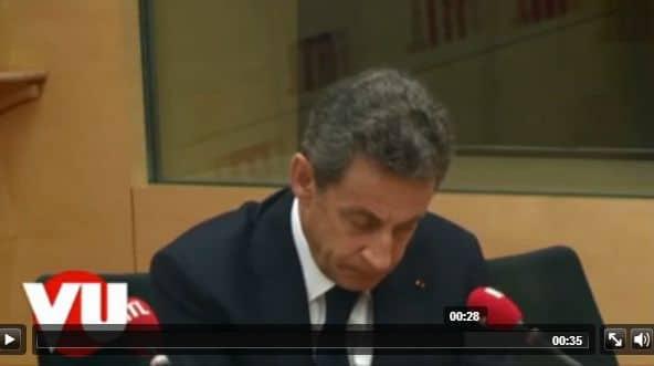 Sarkozy face à une de ses buyer personas Madeleine