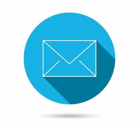 objet mail : la checklist de l'Institut du contenu