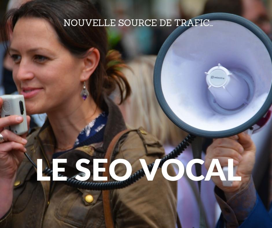 Comment réussir le SEO vocal par l'Institut du contenu