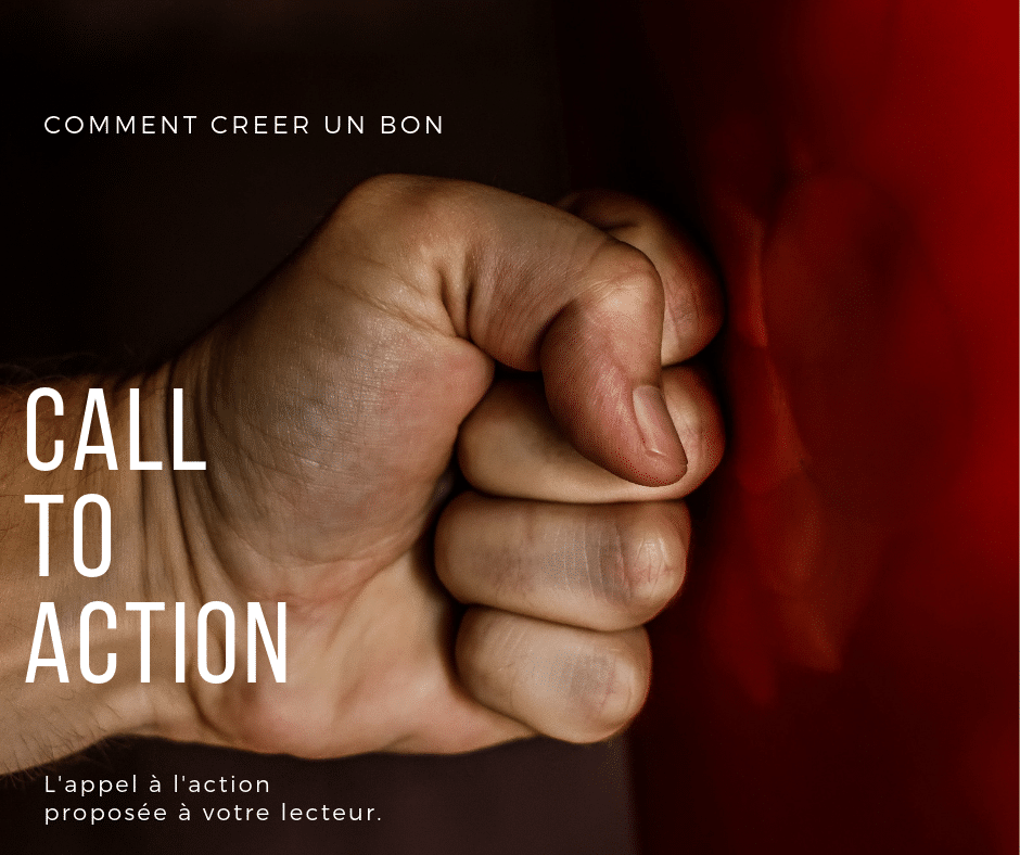 Comment créer un bon call to action