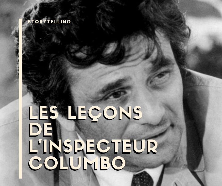 Storytelling _ la leçon de l'inspecteur Columbo