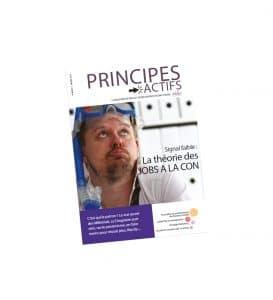 Principes Actifs, le magazine d'Elixir Conseil, réalisé par l'Institut du contenu